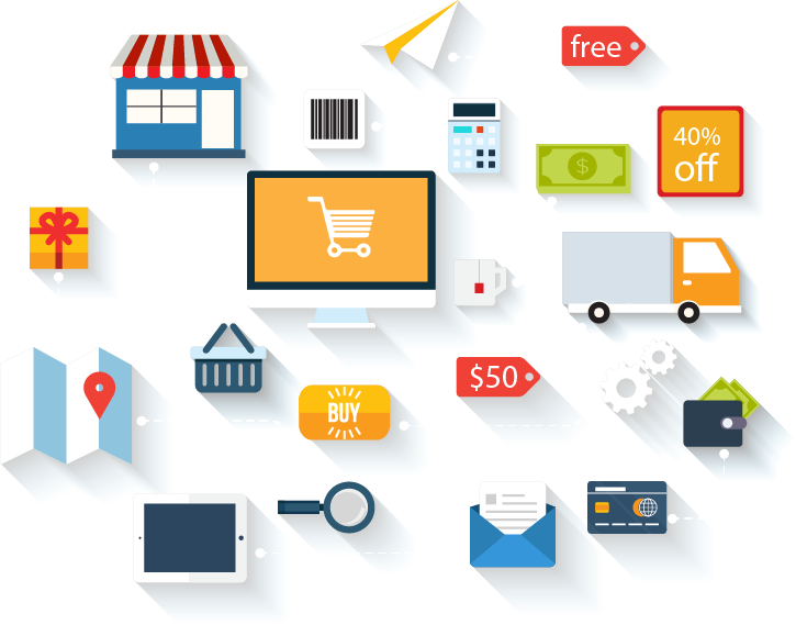 Versatile eCommerce Website Design by Okventura