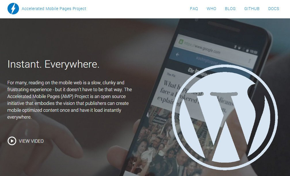 okventura AMP WordPress Article